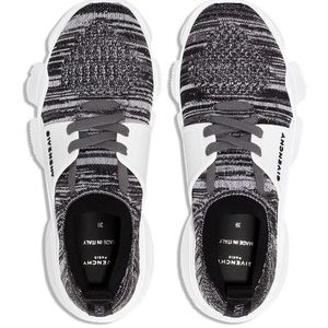 New GIVENCHY Jaw knit low top sneakers 11